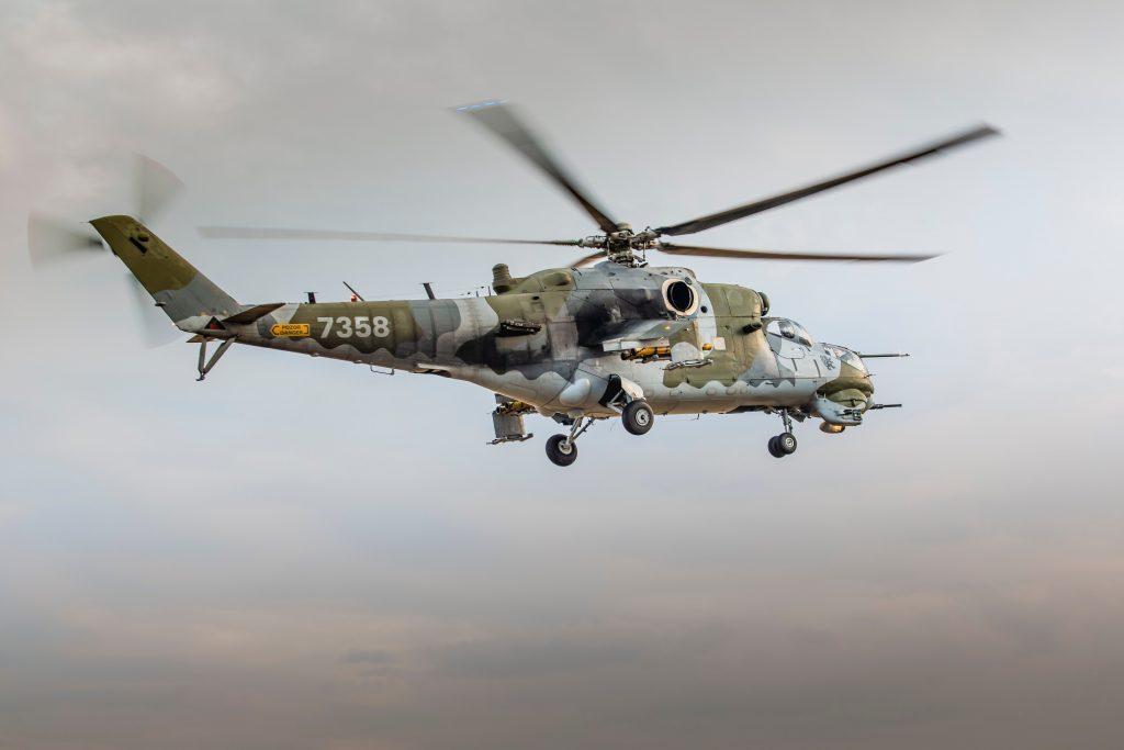 Helicóptero Ejército