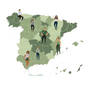 Mapa SLP online alumnos